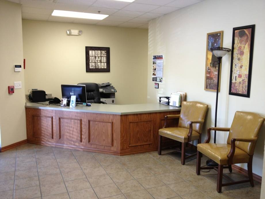 Lobby in Denton Location