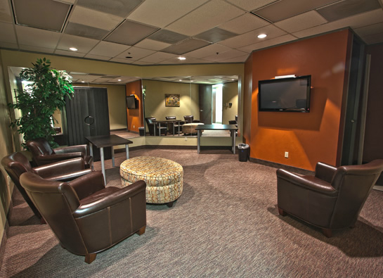 The Law Offices of Richard C. McConathy, Plano, Texas Office - Interior