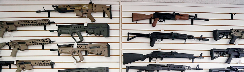 North Texas Gun Dealers Face Federal Charges